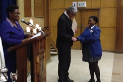 Matric Honours Evening